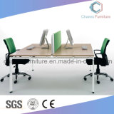 현대 가구 나무로 되는 책상 사무실 워크 스테이션