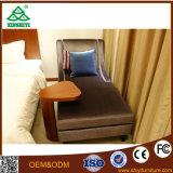 Meubles de salle à manger en bois massif avec bois de chêne pour chambre d'hôtel