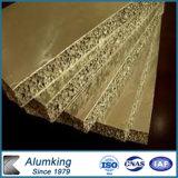 Espuma de aluminio para el aislamiento acústico