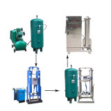 Generatore dell'ozono di trattamento delle acque della sosta dell'oceano dell'acquario