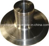 Ajustage de précision de pipe en acier modifié de bride