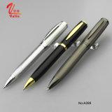 Dikke Ballpoint van uitstekende kwaliteit van de Pen van het Metaal de Bevordering Gegraveerde