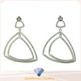 925 серебряных серег 925 серег E6416 высокого качества серег серег ювелирных изделий способа стерлингового серебра красивейших