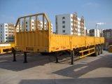 半貨物トレーラーの3つの車軸ボックストラックのトレーラー
