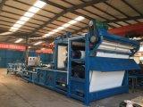 Filtre-presse automatique de courroie pour l'industrie en céramique asséchant