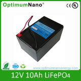 Bateria recarregável por atacado de 12V 10ah LiFePO4
