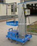 Genie exterior em liga de alumínio hidráulica da plataforma de elevação