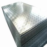 strato Checkered di alluminio dell'alluminio del piatto 5754 5052