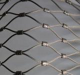 [ستينلسّ ستيل] حل حبل شبكة أسد قفص شبكة سياج