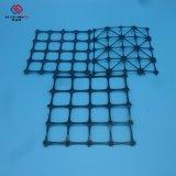 HDPE monoassiale Geogrid del polipropilene pp dell'HDPE della vetroresina di plastica del poliestere