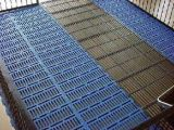 De Gebruikende Sterke Vloer met lange levensuur van het Latje van het Varken Plastic