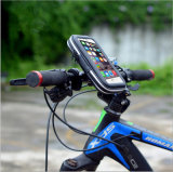 Saco impermeável do caso do carrinho do malote do telefone de pilha da motocicleta da bicicleta da bicicleta para o iPhone X