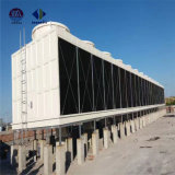 Einfacher Pflege-Quadrat-Querfluss-Kühlturm für Maschinerie-Fabrik