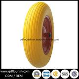Pneumatico di rotelle della gomma piuma dell'unità di elaborazione 3.50-8 per la riga della barra del carrello del carrello
