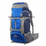 El Nylon Senderismo Senderismo Deportes bolsas mochila de viaje con un cargador USB