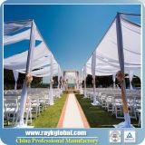 配管し、結婚式の背景幕革新的なシステム管をおおい、そして使用される鋼管をおおいなさい