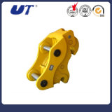 Accroc rapide hydraulique de pièces de rechange d'excavatrice