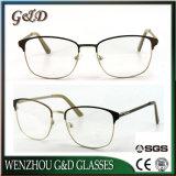 2018 Nuevo producto de moda gafas Gafas de Metal Marco óptica gafas