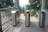 900 mm Largura de passagem Segurança Acesso pedestre 2 Flaps Barrier Turnstile