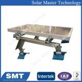 지붕을%s 주문을 받아서 만들어진 태양 전지판 설치 선반