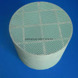 Sicディーゼル微粒子フィルターDPF蜜蜂の巣の陶磁器の基板