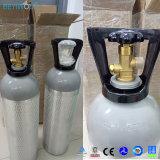 DOT3al de Cilinder van Co2 20lbs van het Aluminium 2.5lbs 5lbs 10lbs voor Bier Homebrewer