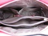 Senhora de sacos cosmética de compra bolsas do Tote das senhoras do portátil do curso da bolsa das mulheres à moda da forma do saco do plutônio