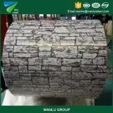 Bobina de acero galvanizada prepintada para la Hoja-PPGI del material para techos