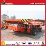 Tonnage 50/500 hydraulique transporteur de chantier naval automoteur modulaire