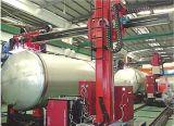 Máquinas de soldadura circunferenciais da emenda, soldador automático Od maior de 300mm da emenda