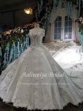 Обычная кружева Русалки Strapless Aolanes свадебные платья 110647