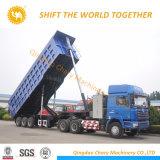 El chino 6X4 de 16 metros cúbicos de arena 30 Ton Camión Volquete Camión Volquete Shacman