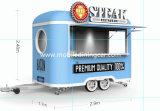 Carro do alimento do vendedor do cão quente do Smoothie da cozinha (CE)