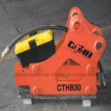 Hydraulischer Unterbrecher des Exkavator-Kx-165 für Verkauf