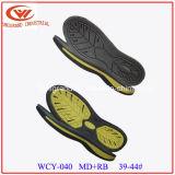 Flop Flip пляжа ботинок сандалий единственный обувает подошву Outsole EVA+Rb