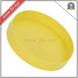플라스틱 Beveled End LDPE Decorative Pipe Protection 모자 (YZF-H87)