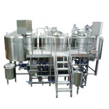 industriële Micro- van het Bier 1500L Commerical het Brouwen Apparatuur
