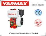 軽量およびコンパクトデザインの空気によって冷却されるディーゼル機関