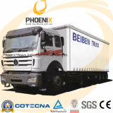벤즈 Technology를 가진 아프리카 Market를 위한 380HP 420HP Beiben High Roof Ng80 Trailer Head 6X4