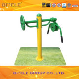 Matériel extérieur de forme physique de gymnastique de cour de jeu (QTL-4605)