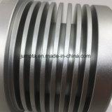 Части CNC охладительных частей алюминиевого сплава точности CNC подвергая механической обработке подвергая механической обработке