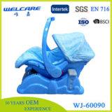 Plastic Baby die de Schommelstoel van de Baby van de Uitsmijter van de Baby vouwen