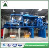 Gestion des déchets industrielle pour le traitement de déchets solides