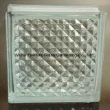 Gitter-freier Glas/Glasblock (Ziegelstein)