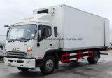 JAC Нов-Конструируют Van Refrigerated 4X2 тележка замораживателя 5 t