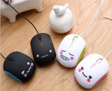 타전된 Optical 3D Gift Egg Shaped Mouse (MS-556)