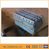 Cnc-Winkel-Stahlaufsatz-aufbereitende Maschinen-Zeile