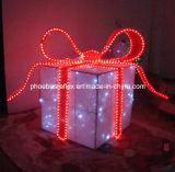 De Doos van de Gift van Kerstmis, de Weerspiegelende Doos van de Gift