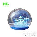 Nieuwe Opblaasbare het Kamperen van de Bol van de Sneeuw van de Winter van de Bal van het Kristal van het Ontwerp Magische Tent