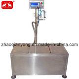 Peso líquido do tipo fabricante da máquina de enchimento de óleo